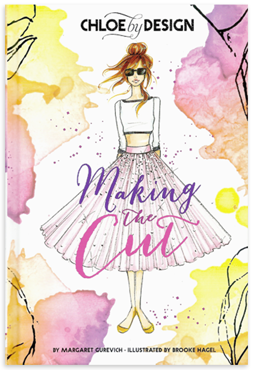 fashion design books for teens