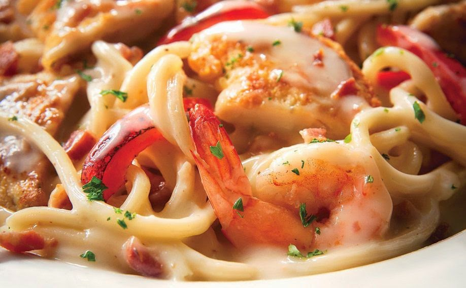 Shrimp Carbonara Recipe Dishmaps