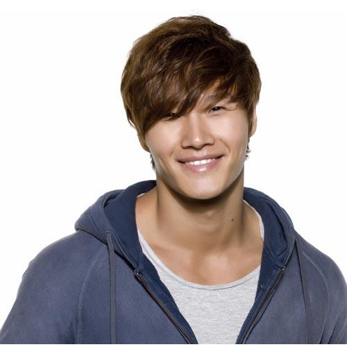 Kim Jong Kook hairstyle trends in Running Man