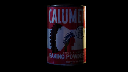 Calumet Baking Powder The Shining Room 237