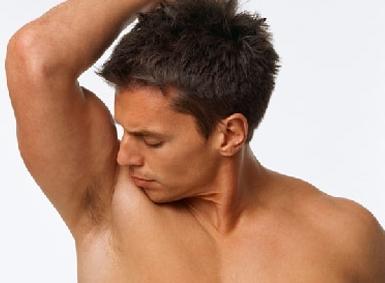 Bau Ketiak Lelaki Mampu Menghilangkan Stress Wanita !