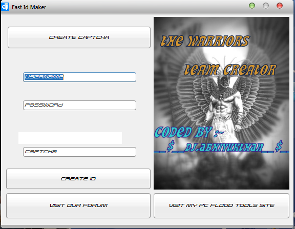 DJ ABHIZ FAST ID MAKER V2.0  Capture