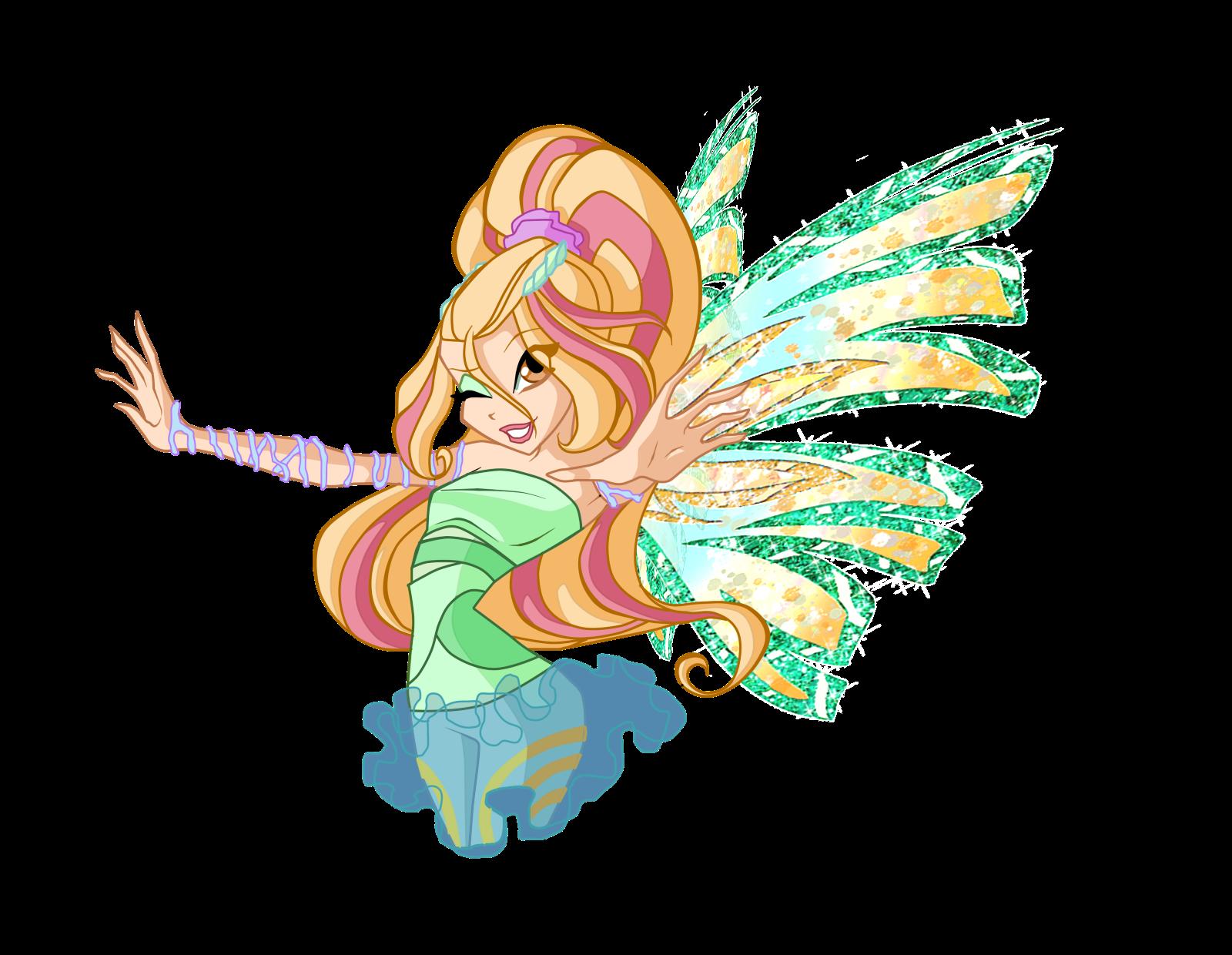 Winx club fairies daphne nymph of sirenix - Winx club sirenix ...