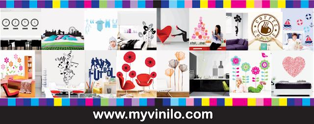 Vinilos Decorativos | Myvinilo ®
