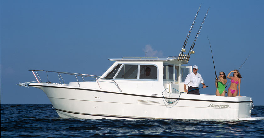 Fishing boats speed boats and sailboats for Sport fishing boats