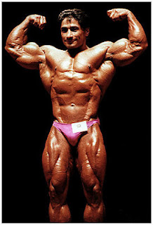 Danny Padilla Bodybuilder