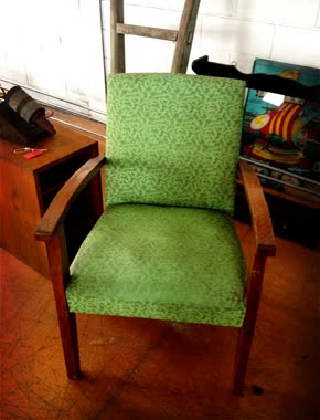 Chair in Ozone Bazaar