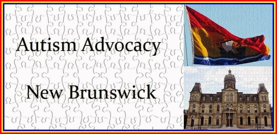 Autism Advocacy New Brunnswick