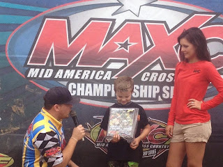 Braxtyn Chamberlain finished 2nd in Gosport, IN at The Big Nasty MAXC Series over the weekend. Took the holeshot but sucked in some water and got stuck to lose the lead. He kept fighting didn't give up. Great job Braxtyn we are proud of ya.#DRR #DRRracing #DRRUSA