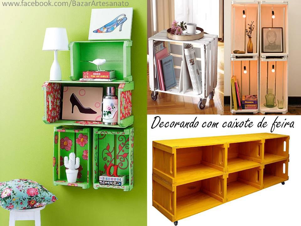 El detalle que hace la diferencia ideas para hace for Muebles con cajas de madera