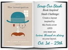 October Book Inspired Stash Challenge