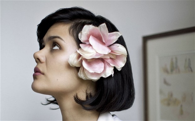 bat for lashes flower
