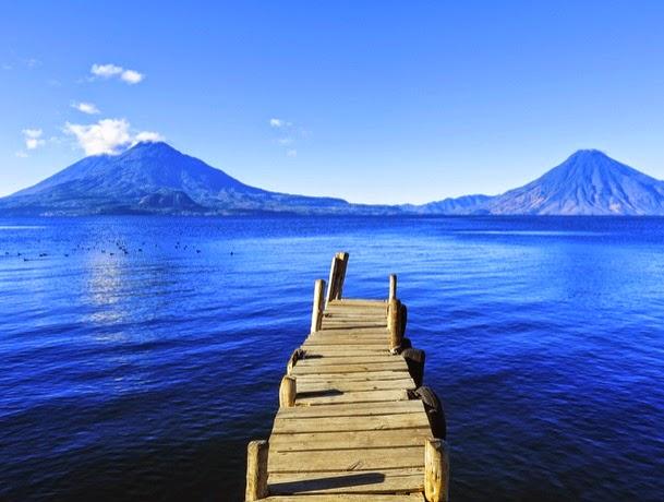 20 destinos turísticos de Latinoamérica - Lago Atitlán: Guatemala