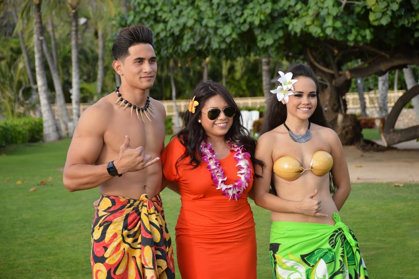 Hawaiian Tahitian