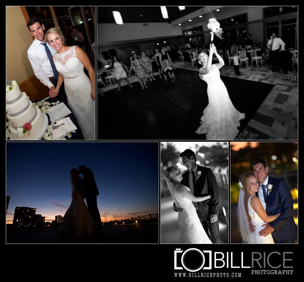 Coronado Community Center Wedding: Coronado Community Center- Coronado