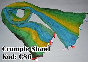 Shawl Pelangi