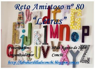 RETO AMISTOSO Nº 80