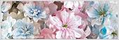МК Цветы из бумаги 4