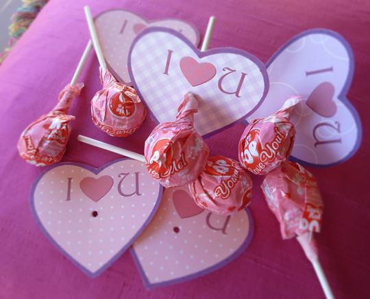 Inspiring Ideas with artist Jeanne Winters School Valentines Day