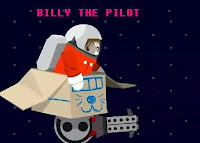 Billy The Pilot walkthrough.