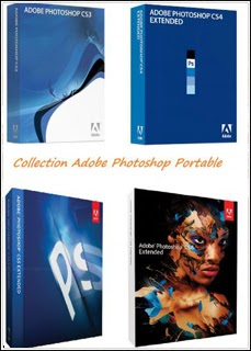 Coleção Adobe Photoshop Portable 2013 download baixar torrent
