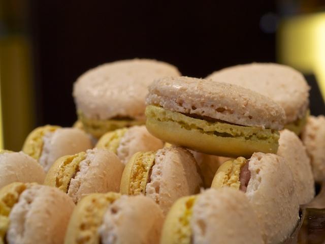 Journée du macaron 2013 : macarons Jean-Paul Hévin