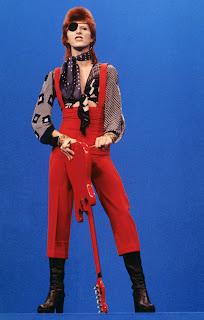 david bowie, glam, glam rock, estilo glam, moda glam,