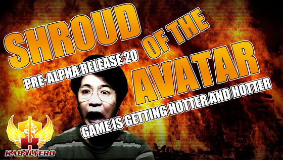 Shroud Of The Avatar Pre-Alpha Release 20 ★ This Game Is Getting Hotter And Hotter