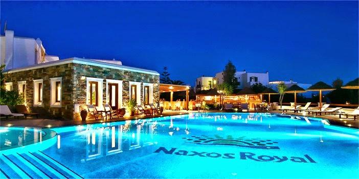 villaggi turistici di naxos