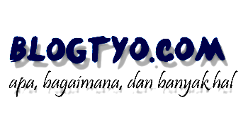 Blog Jendela Informasi | Blog Tyo