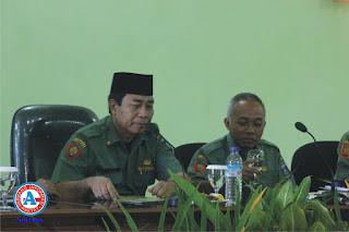 Genjot Capaian PAD NTB Tahun 2012, Dispenda Gelar Rakor dengan SKPD