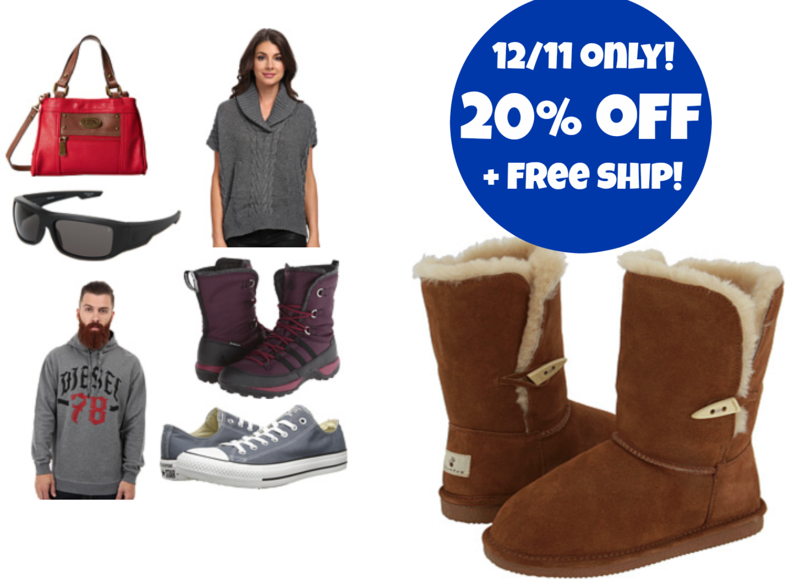 http://www.thebinderladies.com/2014/12/1211-only-6pmcom-20-off-free-shipping.html