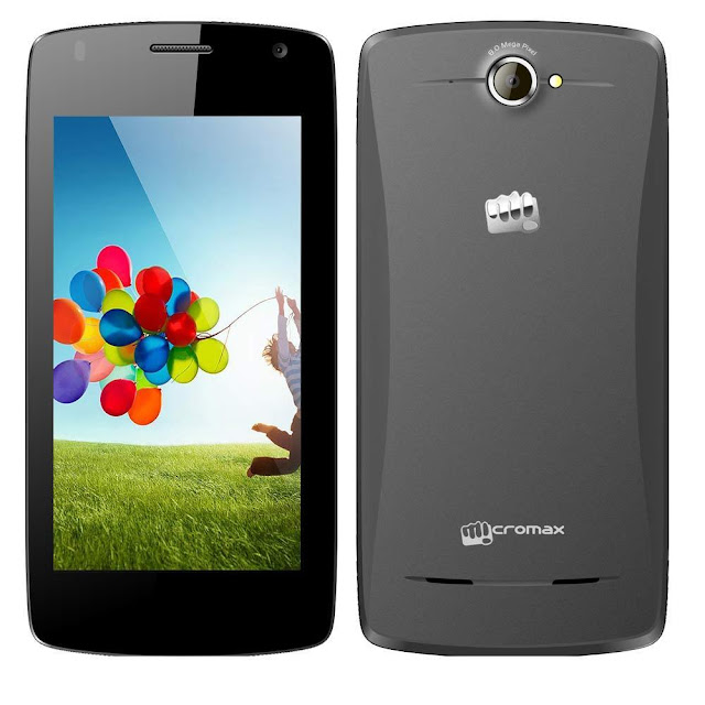 Micromax Canvas Beat