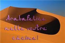 nella cucina dell'Araba Felice