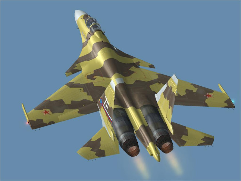 Sukhoi Su-37 Terminator Multi-role fighter