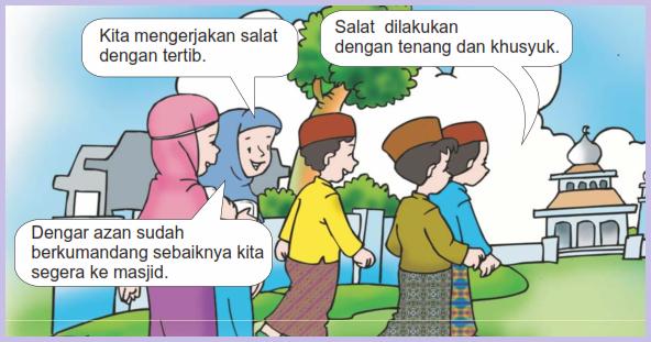download Soal-Soal PAI KTSP Kelas 2 Semester 2 ktsp 2015