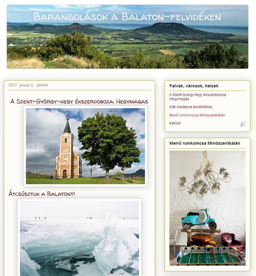 Balaton-felvidék csodái