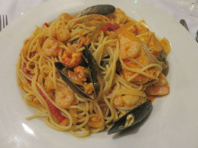 i italian american restaurant Southsea Portsmouth review pasta seafood