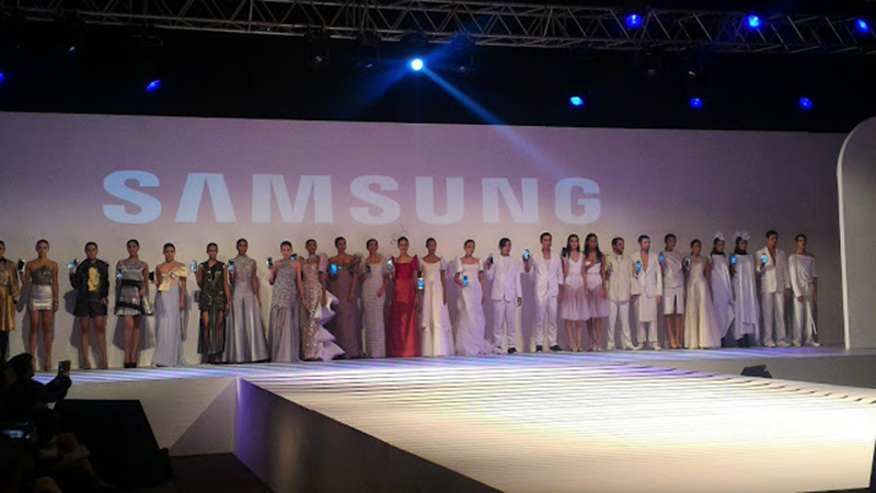 SAMSUNG LAUNCHES GALAXY NOTE 5 & S6 EDGE+ ON THE S CARPET: A NIGHT OF FASHION AND INSPIRATION