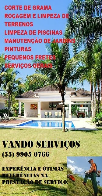VANDO SERVIÇOS