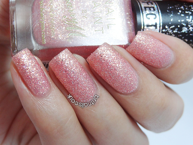 Famous Princess M Nail Polish Composition - Nail Art Design Ideas ...