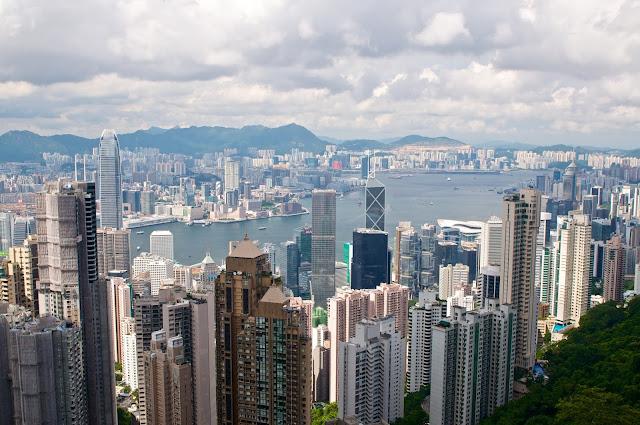 wisata, Hongkong, victoria peak hongkong, peak tower