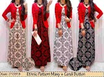 Gamis + Cardi 010918 SOLD OUT