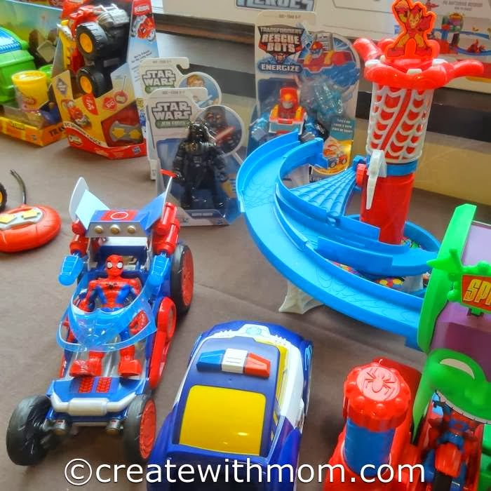 Toys For Everyone : Create with mom hasbro toys for everyone