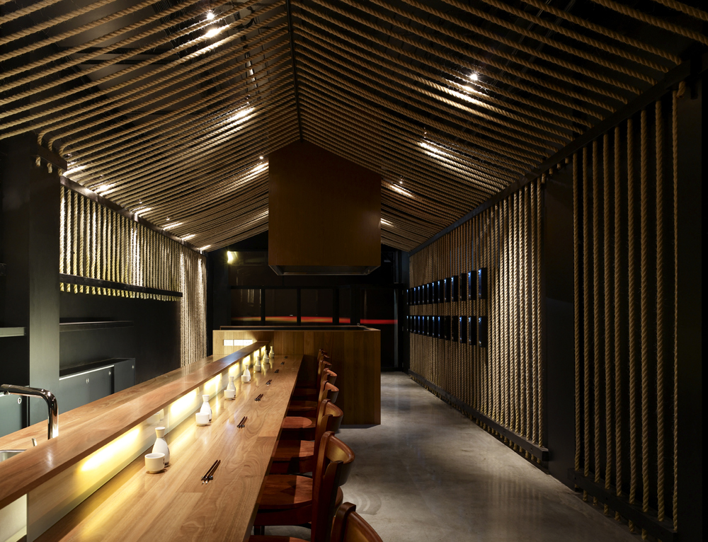 Best restaurant interior design ideas grill sake bar