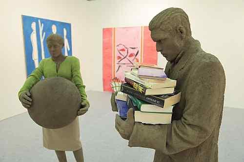 Altheo magazine altheo mostre arte fiera 2012 il for Magazine arte contemporanea