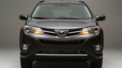 Lexus to Show Sub-RX Small SUV at 2013 Tokyo Motor Show