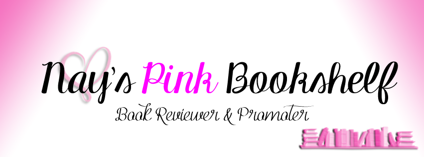 Nay's Pink Bookshelf