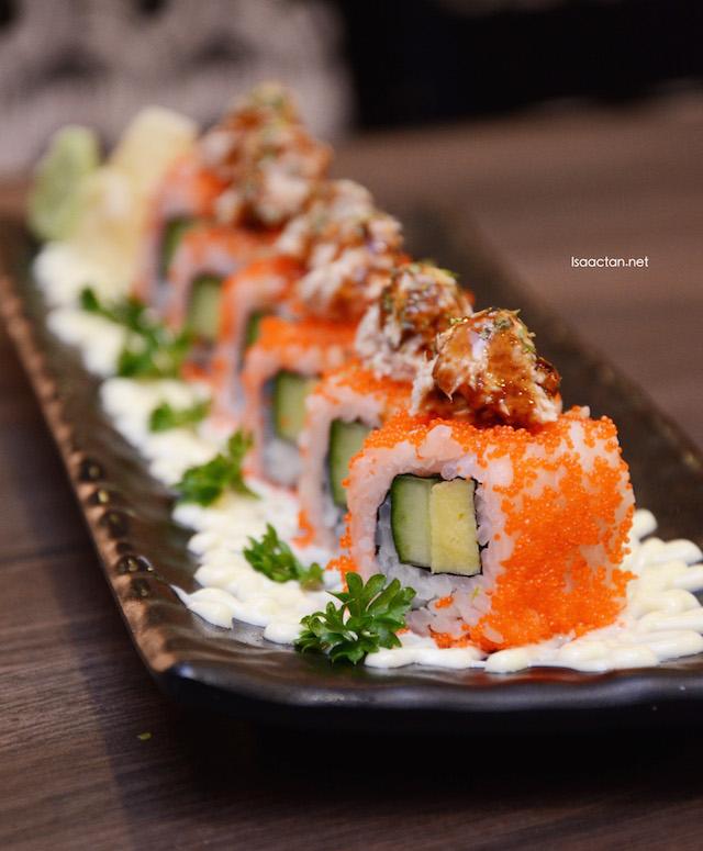 Tuna Mayo Roll - RM16.90