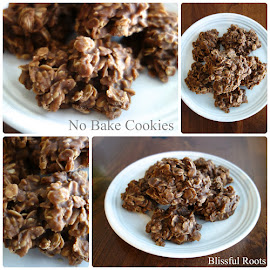 Favorite No Bake Cookies